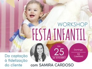 workshop festa infantil